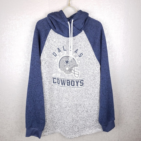 buy popular a95ff a7ba2 Dallas Cowboys Men's Pullover Hoodie NFL Size XXL